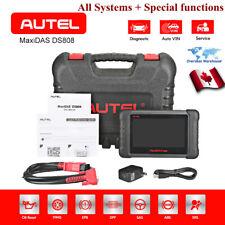 Autel MaxiDAS DS808 Auto Diagnostic Tool OBD2 Fault Code Reader Scanner as MS906