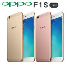 "OPPO F1s 5.5"" 3GB+32GB 16MP+13MP Dual SIM 4G Smartphone Fingerprint Refurbished"