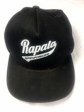 Rapala RIPPIN LIPS Since 1936 Baseball Hat One Ten Flexfit Tech Black One Size