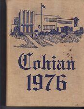 "1976 ""Cohian"" Columbia High School Yearbook - Columbia, Miss."