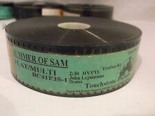 SUMMER OF SAM (1999) 35mm Movie Trailer #1 Film SERIAL KILLER The Bronx Flat/Mul