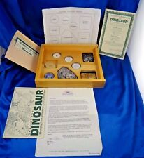 1993 Year of the Dinosaur Worldwide Limited Edition Proof Coins Set Box COA
