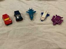 1985 Tonka Gobots Wendy's Kids Meal Toys Lot!