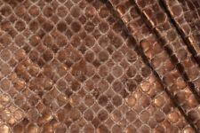 Covington Beadling Woven Decorator Fabric 681 Bronze