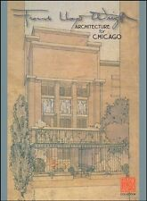 Frank Lloyd Wright Architecture for Chicago 20 cards-Pomegranate-Out of Print