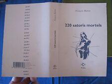 220 Satoris Mortels - François Matton - P.O.L - 2013