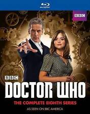 Doctor Who: The Complete Eighth Series (Blu-ray Disc, 2014, 4-Disc Set)