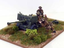28mm Bolt Action Chain Of Command British 6 Pounder Anti Tank Gun Painted