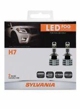 NEW! Sylvania H7 High Performance White ZEVO LED Fog Light Bulb (Pack of 2)