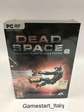 DEAD SPACE 2 COLLECTOR'S EDITION - PC GAME - GIOCO NUOVO SIGILLATO - NEW SEALED