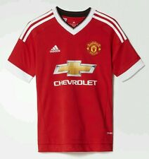MANCHESTER UNITED FC HOME REPLICA JERSEY 11-12 YR
