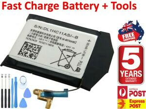Fast Charging Battery For Samsung Gear S3 Frontier Classic SM-R760 R765 R770 -AU