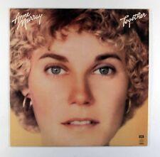 Anne Murray - Together (UK Vinyl LP) Excellent Vinyl