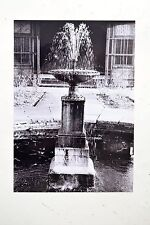 Photograph: Water Fountain in Old Amersham