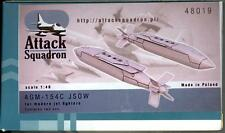 Attack Squadron Models 1/48 U.S. AGM-154C JSOW JOINT STANDOFF WEAPON