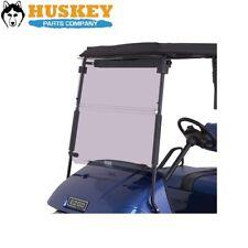 EZGO TXT Golf Cart Windshield Folding Tinted, Impact Resistant Acrylic 1994-2013