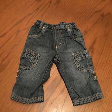 Baby-Hosen & -Shorts für Jungen im Jeans-Stil aus 100% Baumwolle mit Bestickung