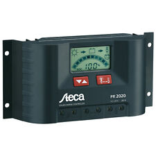 Samlex Steca PR-2020 20AMP Solar Charge Controller Home PV Systems RV Battery
