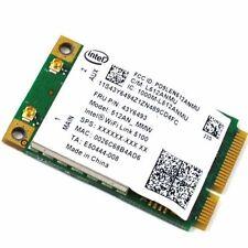 Intel 512AN MMW Mini PCI-E WLAN Card  43Y6493