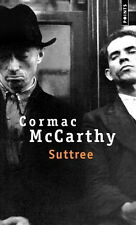 cormac mccarthy suttree paper back in french (bin11) free post