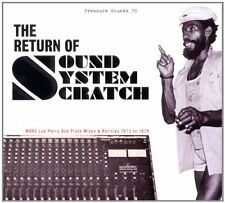 The Return Of Sound System Scratch CD - NEW & SEALED  Lee Perry Mixes & Rarities