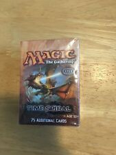MTG Magic Time Spiral Tournament Pack from Box NEW Deck 75 Additional Cards