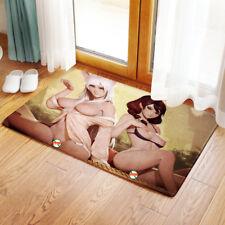 Neu Anime Bakemonogatari Matte Toilette Vorleger Teppich Fußmatte 40x60CM