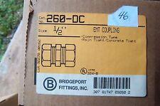 """Bridgeport 260 DC 1/2""""Coupling*( 46 pcs)"""