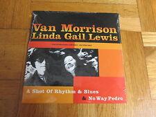 VAN MORRISON LINDA GAIL LEWIS A Shot Of Rhythm 2000 EURO collectors CD single