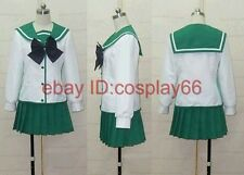 High School of the Dead Rei Miyamoto Cosplay Costume