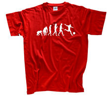 Edición Estándar FUTBOLISTA II FUSSBALLER Fútbol BAILE Evolution Camiseta S-xxxl