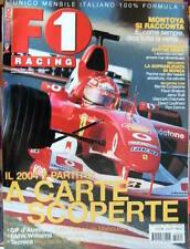 F1 Racing 62 2004 Montoya si racconta. Senna inizia col kart. BMW Williams  Sc46