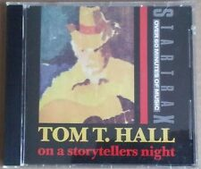 Tom T Hall  - On A Storytellers Night (CD)