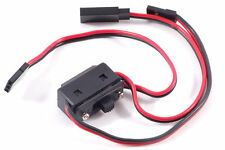 Futaba 3 Lead RC Switch Harness with On/Off Switch and Charging Lead