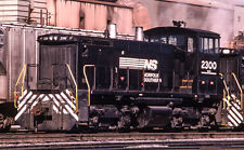 Norfolk Southern EMD/GE Switcher Decals  N153