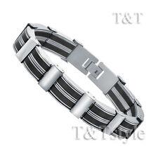 TT 316L Stainless Steel Link Bracelet (BBR170)