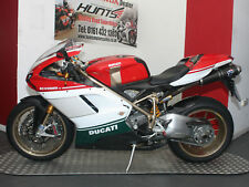 2007 '07 Ducati 1098S Tricolore. 1 Owner. ONLY 1842 MILES. Rare Classic. £13,795