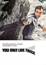 1967 You Only Live Twice Sean Connery James Bond Blofeld Spy Action NEW DVD