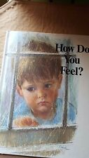 BOOK How Do You Feel? by Child's World Staff DJ174