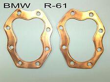 BMW R61 R 61 Zylinderkopfdichtung - Dichtungssatz 2-teilig aus Kupfer NEU !