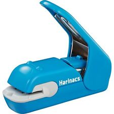 Kokuyo Japan Harinacs Stapleless Stapler Compact SLN-MPH105B Blue 5 papers