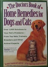 The Doctors Book of Home Remedies for Dogs & Cats