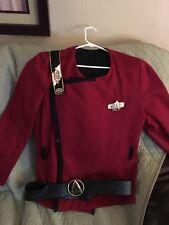 Star Trek II-VI Wrath of Khan starfleet Costume Uniform top