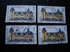 SUEDE - timbre yvert et tellier n° 2021 x4 obl (A29) stamp sweden (Y)