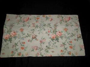 Ralph Lauren Toulouse STD Pillowcase Vine Floral Rose Lilac Morning Glory Floral