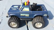 1983 Playskool Bigfoot 4x4x4 Pickup 460 Battery Powered