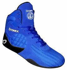 Otomix Stingray Escape Bodybuilding Weightlifting Mma Grappling Shoes Royal Blue