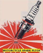 NGK Spark Plug DPR8EA-9 - YAMAHA MODELS LISTED