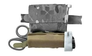 NEW Blue Force Gear Medical Shear Hammock Tourniquet Add-On Hanger Pouch Micro