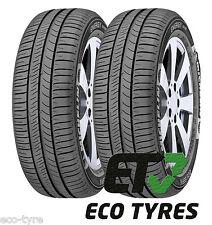 2X Tyres 195 55 R16 87V Michelin Energy Saver + GRNX C A 70dB